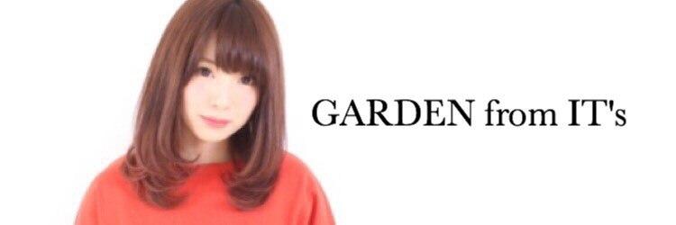ガーデン フロム イッツ(GARDEN from IT's)のサロンヘッダー