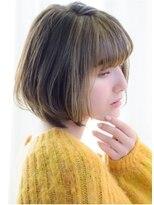 ウィルゴ(VIRGO)【VIRGO】顔周りの白髪が気になる方へ。白髪ぼかしハイライト