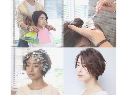 ヘアーサロン ノーヴェトウキョウ(Hair Salon Nove Tokyo)の写真