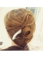 桜GINZA 2華やか和髪