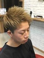 バルビエーレ アーディ(Barbier Adi)尊風金髪ショート