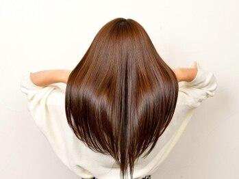 ネオリーブアオバ 高田馬場店(Neolive aoba)の写真/[カラ-+TR¥5500/カラ-+ハイライト¥15400]活かす/ぼかすが最適解。白髪ぼかし/脱白髪染めハイライトのご提案