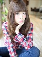 """アグ ヘアー ダイアリー 辻堂店(Agu hair diary by alice)""""モテ可愛""""鉄板ロング☆☆☆"""