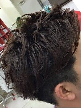 """ナカジマ美容室東鯖江の写真/男目線の""""かっこいい""""でデキる男に♪確かなカット技術で創るワンランク上のかっこ良さを体験して!!"""