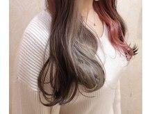イルミナ・アディクシーetc ◆多彩な一流商材からなる美髪カラー&一流stylistからなる似合わせカット◆