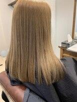 アミティエ(amitie)髪質改善 高濃度水素トリートメント