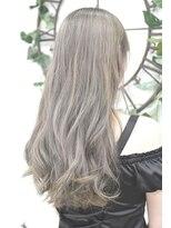 ヘアーサロン エール 原宿(hair salon ailes)(ailes 原宿)style381 デザインカラー☆メルトグレージュ