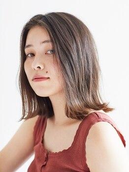 スピーディー 恵比寿店(SPEEDY)の写真/[恵比寿駅1分]《大人気★高品質N.カラー導入!》頭皮にやさしいオーガニックカラーで美髪に!白髪染めも◎