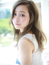 アグ ヘアー ガーデン2 舞鶴店(Agu hair garden2)☆ハイトーンカラー×無造作ウェーブ☆