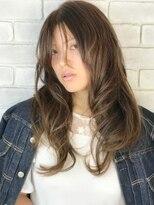 ヘアーアンドリラックス スウィート(Hair&Relax SWEET)上品ウェーブロング/SWEET/上村知美
