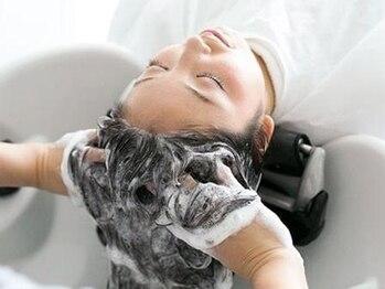 ルチア 八柱店(LUCIA by cuore)の写真/髪、頭皮などをケアする「ピトレティカトリートメント」が人気!「酸熱トリートメント」の髪質改善も!