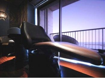 アンツ サザンリゾート 茅ヶ崎店(ANT'S Southern Resort)の写真/自分へのご褒美に◎【オーシャンビュー個室SPA】波の音を聴きながら贅沢リラクゼーションTime。