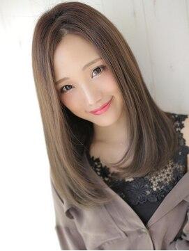 アグ ヘアー ドレス 喜久田店(Agu hair dress)美髪柔らかストレート