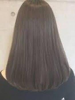 アーティファクト(artifact)の写真/【髪質改善・縮毛矯正】 リピート率の高い、artifactこだわりのある人気メニューです。