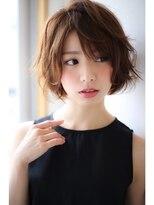 [OCEAN Hair&Life]大人の脱力系ウェーブなアンニュイボブ☆