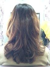 ヘアクリエイト タフス(Hair Create Tafs)ショコラカール