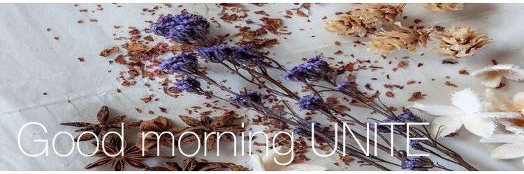 グッドモーニングユナイト(Good Morning UNITE)のサロンヘッダー