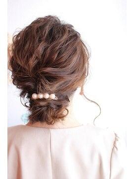 ジップヘアー(ZipHair)Zip Hair ★波ウェーブゆるアレンジ★