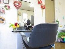 美容室 ヨーコの雰囲気(リラックスできる環境づくりを心がけております♪)