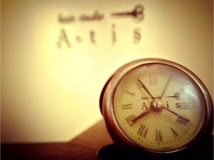 エイティス (A-tis)の写真