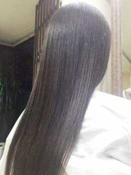 ヘアーサロン ティアレ(hair salon Tiare)の写真/【5th☆Anniversary】髪を傷ませないことへのこだわりに感動!髪質・ライフスタイルに合わせて提案☆