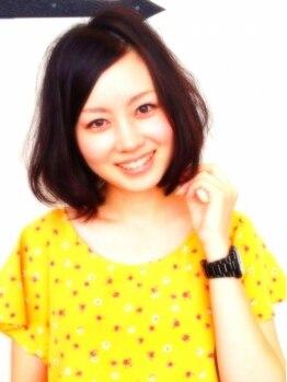 ヘアデザイン アーチ(hair design arch)の写真/【平尾】『朝ラクなスタイルがいい』『長さは変えないけど変化が欲しい』など丁寧に応えてくれます。
