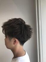 ケーオーエス(KOS beauty hair, nail & eyelash)マッシュショート
