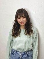キャラ 池袋本店(CHARA)王道巻き髪スタイルをデジパーで楽ちんスタイリング♪【貴也】*