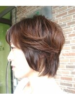 ヘアーパレス フタバ(Hair palace FUTABA)スイングパーマ