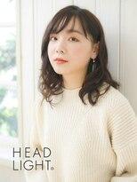 フローレス バイ ヘッドライト 三鷹店(hair flores by HEADLIGHT)*Ursus* 耳かけエアリーミディアム