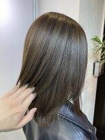 コレット ヘアー 大通(Colette hair)ストレートヘア&ヘアリセッター