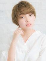 ヘアサロン ナノ(hair salon nano)ふんわりかわいいマッシュショート