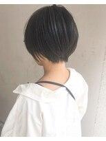 【Marl】黒髪ショートボブ♪