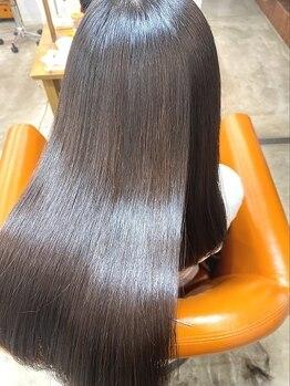 アイノア ルアナ(AInoa RUANA)の写真/【ヘアケア専門店】髪質改善のスペシャリストによるお悩み解決!プライベート空間で髪が喜ぶ本物のケアを◎