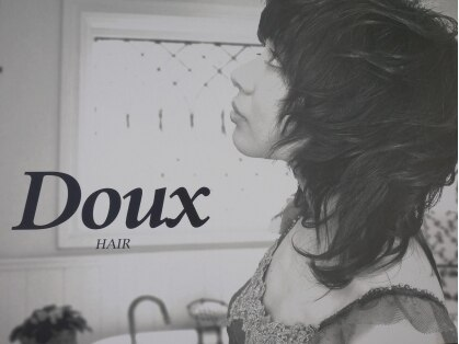 ヘアードゥークス(HAIR DOUX)の写真