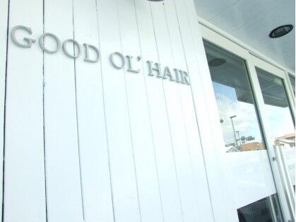 グッドオルヘア(GOOD OL' HAIR)の写真