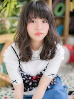 *+COVER HAIR+*…ふんわり☆無造作ウェーブa