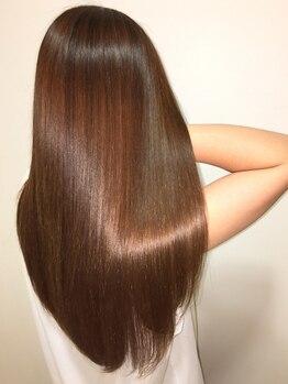 エルパティオ(EL PATIO)の写真/【話題!キラ水トリートメント登場★】髪内部の水分の質を変えてゆくから、繰り返すごとに髪が復活!