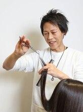 ヘアーデザインガーデニア(hair design Gardenia)小林 賢一郎