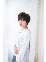 カイノ イオン鹿児島中央店(KAINO)【KAINO】スタイリング簡単☆無造作ショート