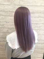 ヘアサロン ドット トウキョウ カラー 町田店(hair salon dot. tokyo color)【cottonCandy】ダブルカラーカラーリスト田中 【町田/町田駅】