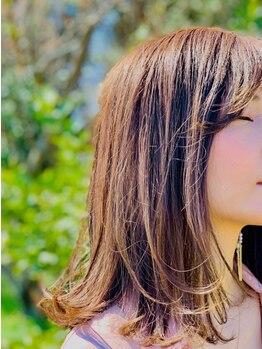 トハユ(TOHAYU)の写真/初めての方にも◎やりたいイメージが決まっていなくても大丈夫!あなたの為の似合せスタイルをご提案!