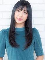 オーブ ヘアー カーム 橋本店(AUBE HAIR calm)黒髪美人◆ストレート