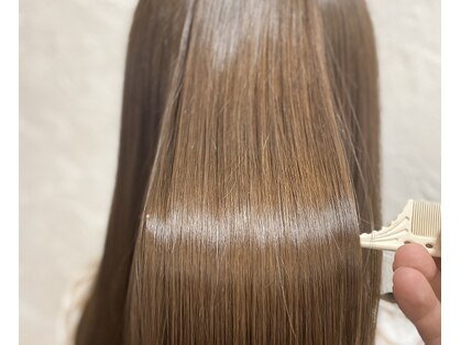 ヘアメイク ミエル(HAIR MAKE miel)の写真