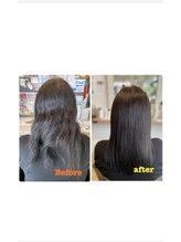 ロッコ 深谷店(ROCCO)#髪質再生#髪質改善#ケラチンブローアウト#トリートメント