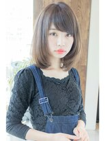 アフロートジャパン(AFLOAT JAPAN)AFLOAT明日香の 黒髪 フレンチボブ