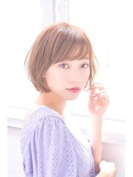 リトル ルル ウメダ(little Lulu Umeda)丸みショートストレート