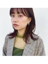 アンメリーアン(Ann merry ann)【stylist hikari】ミディアムレイヤー
