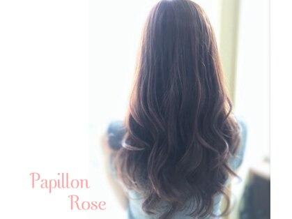 パピヨンロゼ(Papillon Rose)の写真