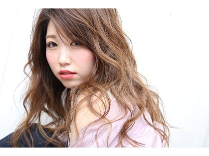 ヘアステージ ラヴァフロー(Hair stage Loverflow)の写真